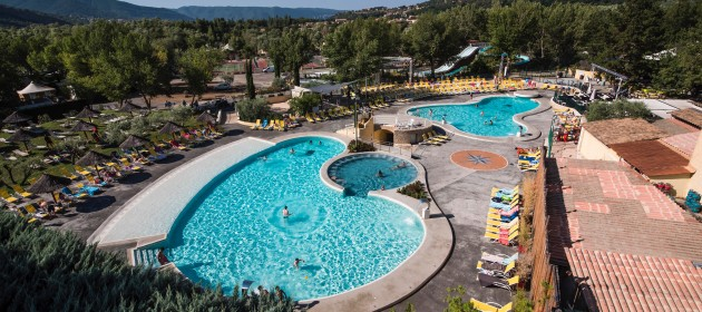Camping l 39 hippocampe camping en haute provence volonne for Camping haute provence avec piscine