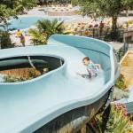 Sunêlia l'Hippocampe parc aquatique avec toboggans