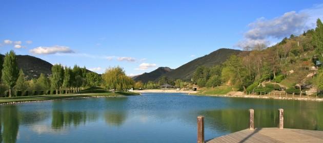 lac des Féréols Digne les Bains